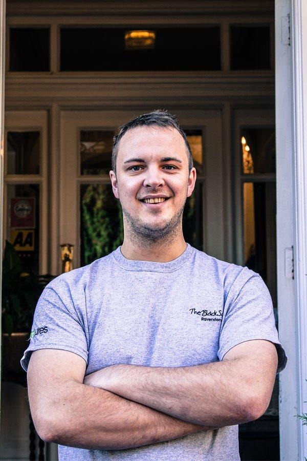 Head Chef Scott Fairweather
